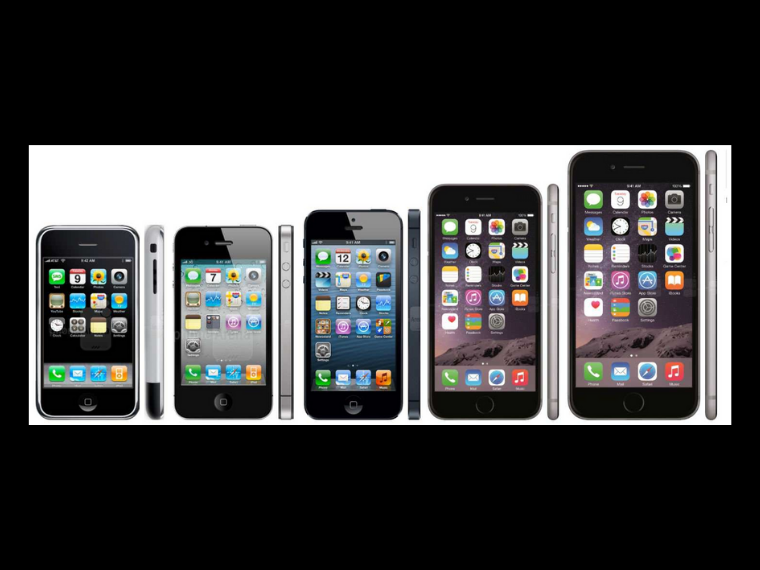 Journey of Apple From Its First iPhone to the Latest iPhone 7